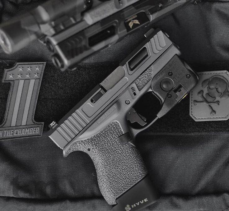 Image result for custom glock 43                                                                                                                                                                                 More