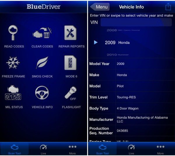 Never Buy Bluedriver Bluetooth Professional Obdii Scan Tool Before Reading This Guide Obd Advisor Obd Data Dashboard Party Apps