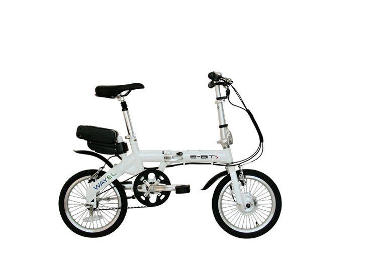 e-Bit s la mini bici a pedalata assistita