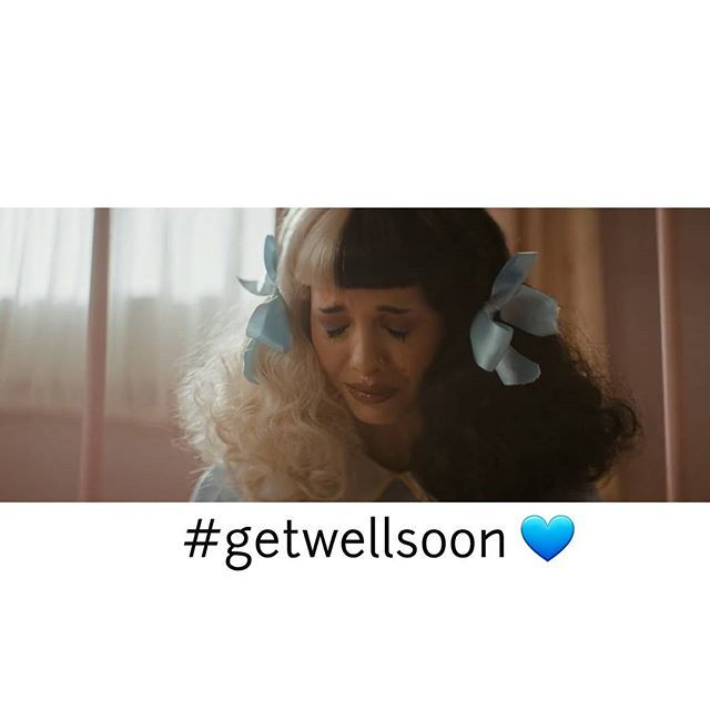 ⚠Melanie got really sick and has unfortunately cancelled the remainder of the tour #getwellsoonmelanie #melaniemartinez #crybabytour #crybabytour2016 #feelbettermelanie