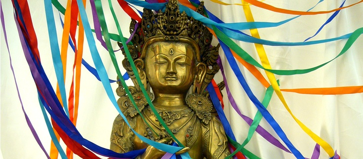 Buddhistisches Tor Berlin - comming soon!