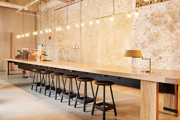 Industrial Minimalist for The Hollander Hotel [Chicago] | Trendland