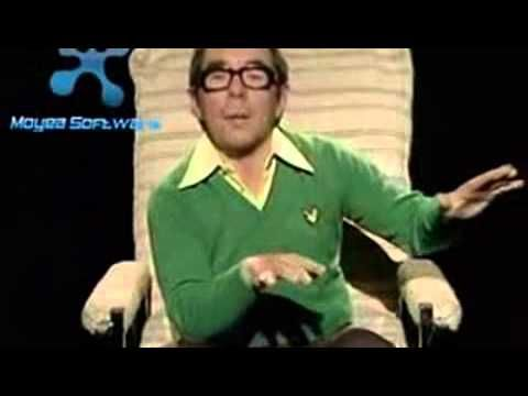 the two ronnies armchair monologue 2 youtube