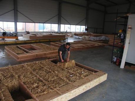 1000 images about maisons bois on pinterest passive for Maisons en paille