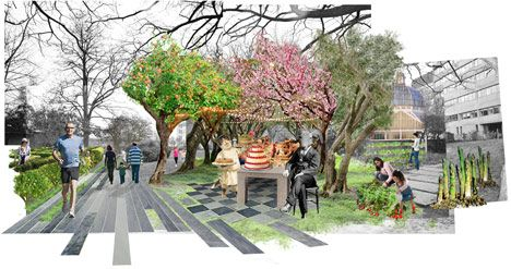 Green promenade to provide London's answer to the New York's High Line