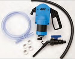 New! Hand Pump Kit for Diesel Exhaust Fluid (DEF) from GPI