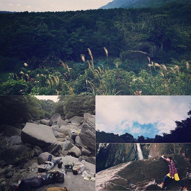 【yoshie_koike】さんのInstagramをピンしています。 《屋久島旅行の思い出:5日目 鈴河大滝(すずごうおおたき)でお昼ごはん。 いわさきホテル内の車道を横にそれて、水道管を上流にたどっていくと、滝の落ち口があり、その下手の崖みたいな山道をわさわさくだっていくと、いいお昼寝スポットがあるよ。 まったり😳💬💕 . #鈴河大滝#屋久島いわさきホテル#滝#屋久島#屋久島旅行#屋久島写真#島#森#山#登山#トレッキング#ハイキング#アウトドア#キャンプ#山ごはん#冬#移住生活#しあわせな時間#yakushima#instadiary#japan_daytime_view#photo_shorttrip#lovers_nippon#team_jp_#whim_life》
