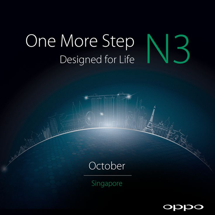 Oppo N3 – Another camera-centered phone, coming soon! | UnlockUnit Blog