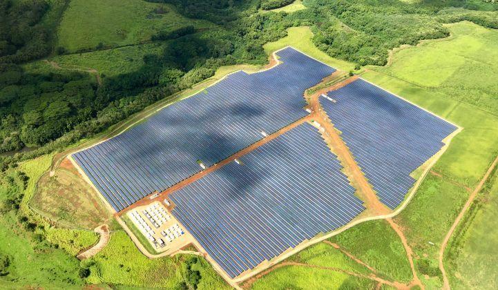 If Regulators Approve The Projects Hawaii S Getting A Whole Lot Of Storage Hawaiian Electric Solar Farm Solar