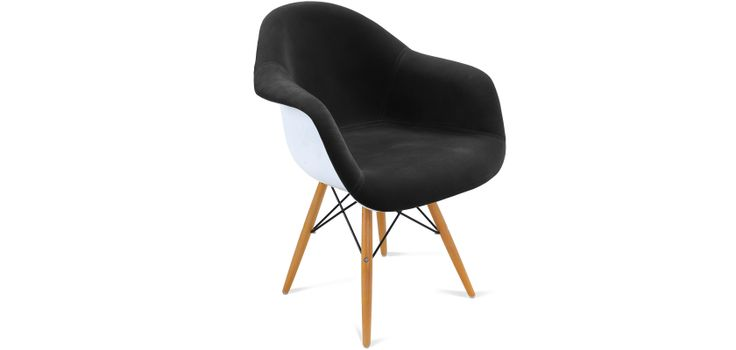 Best 25 chaise daw ideas on pinterest rev tement de sol stratifi noir re - Chaise daw charles eames ...