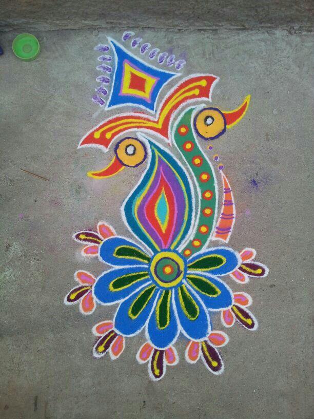 Rangoli Designs patterns u0026 Images for Diwali