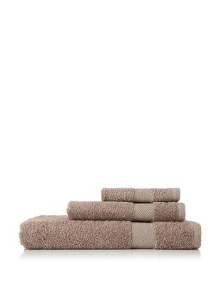 Nine Space Milo's Bath Towel Set (Khaki)