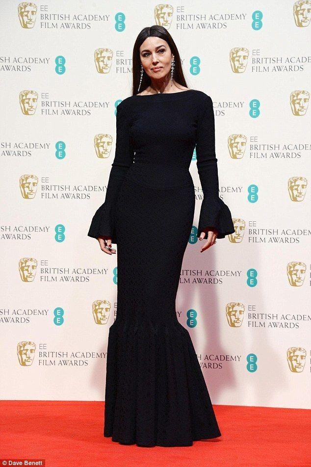 Bond girls Monica Bellucci and Léa Seydoux wow on BAFTAs red carpet - Celebrity Fashion Trends