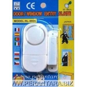 Alarm Murah - Anti Maling ~ Cheap Home Alarm