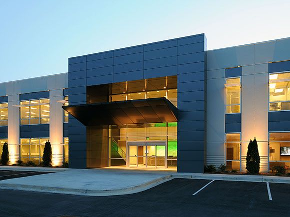 Ruark & Wyatt Architects (RWA): office, industrial, manufacturing and warehouse/distribution buildings in Atlanta, Georgia