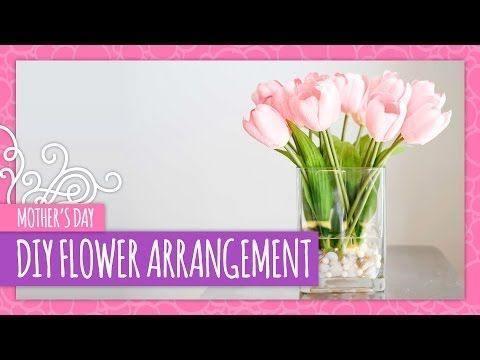 how to make flower arrangements youtube