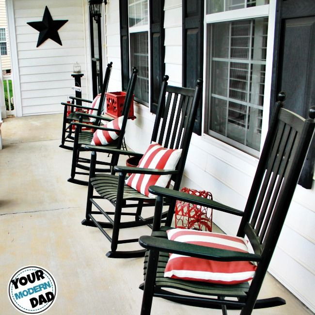 Front Porch Ideas Inspired By At Home