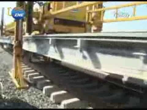 CHINA AND TRANS-ASIAN RAIL