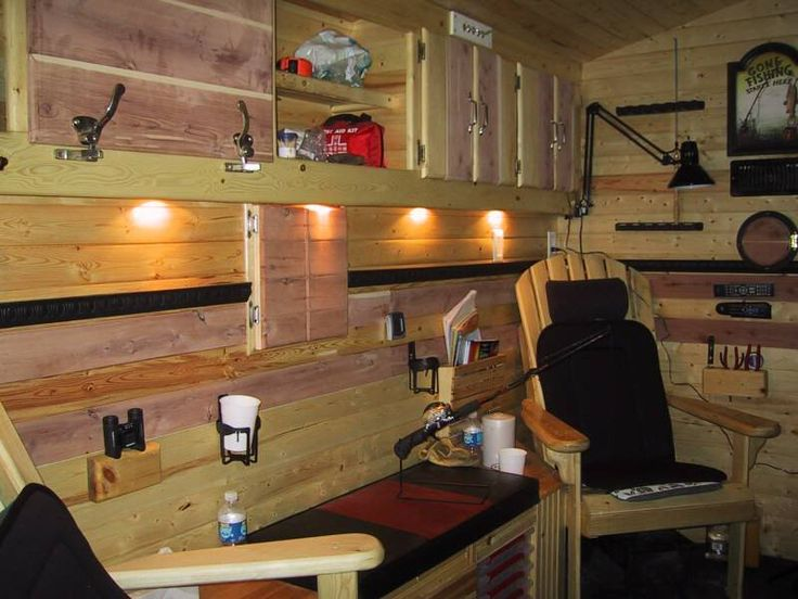 must have's for ice fishing shack - Alberta Outdoorsmen Forum