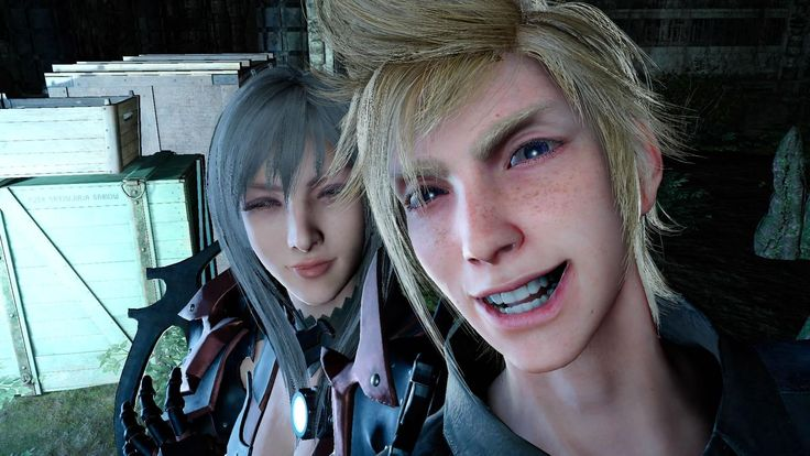 #wattpad #alatoire Final Fantasy XV/15 ❁ Book Of Random.       Random bits or pieces of funny memes, pictures, jokes and gifs from the video game and a little pieces of my own gameplay from the video game! I don't own the game or the characters, they belong to square enix (or the creator) but I own the book and most...