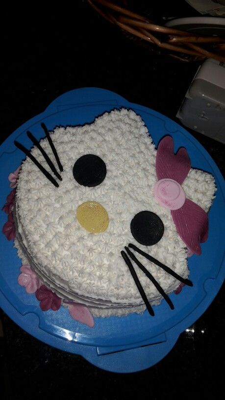 Paige's 3rd birthday cake