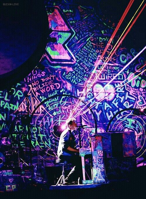 Coldplay always has a way of making everything they do spectacular...