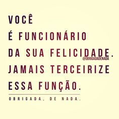 Via @obrigadadenada ❤️ Que tal uma dose de amor próprio para a…