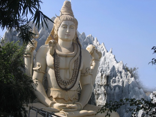 Lord Shiva: Bamgalore, India