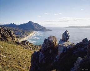 Stewart Island, New Zealand - Beside the south island :)