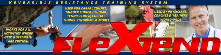 Gets relief using the FLEXTEND®-RESTORE™ Reversible Training System and its specific carpal tunnel relief exercise program? A custom or snug fit (not tight) would ensure quick recovery. Following a clinician's advice and using FLEXTEND®-RESTORE™ as required can work faster to restore the normal functioning of the hands and arms.  http://www.flextend.com/symptomscarpaltunnel.html