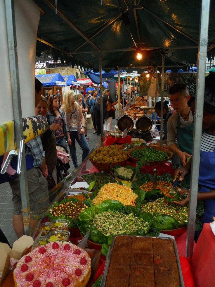 Sunday up market caraibbean food #sundayupmarket