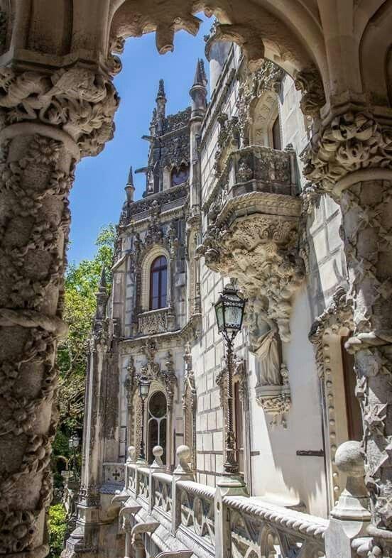 O Palácio da Regaleira em Sintra também conhecido como Palácio da Quinta da Regaleira.  É ainda possível que este seja conhecido como Palácio do Monteiro dos Milhões, devido à alcunha do seu primeiro proprietário (António Augusto).