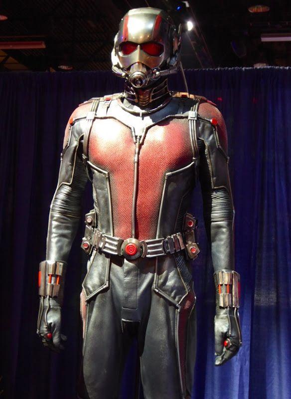 Ant-Man film costume