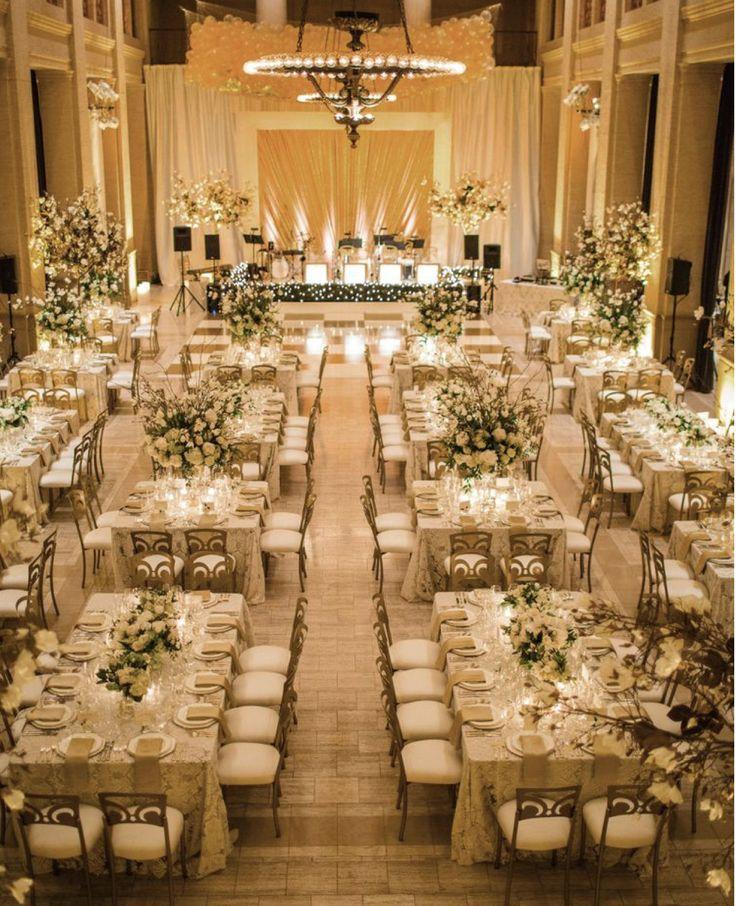 Ceremony/reception Layout Inspo (same Room)