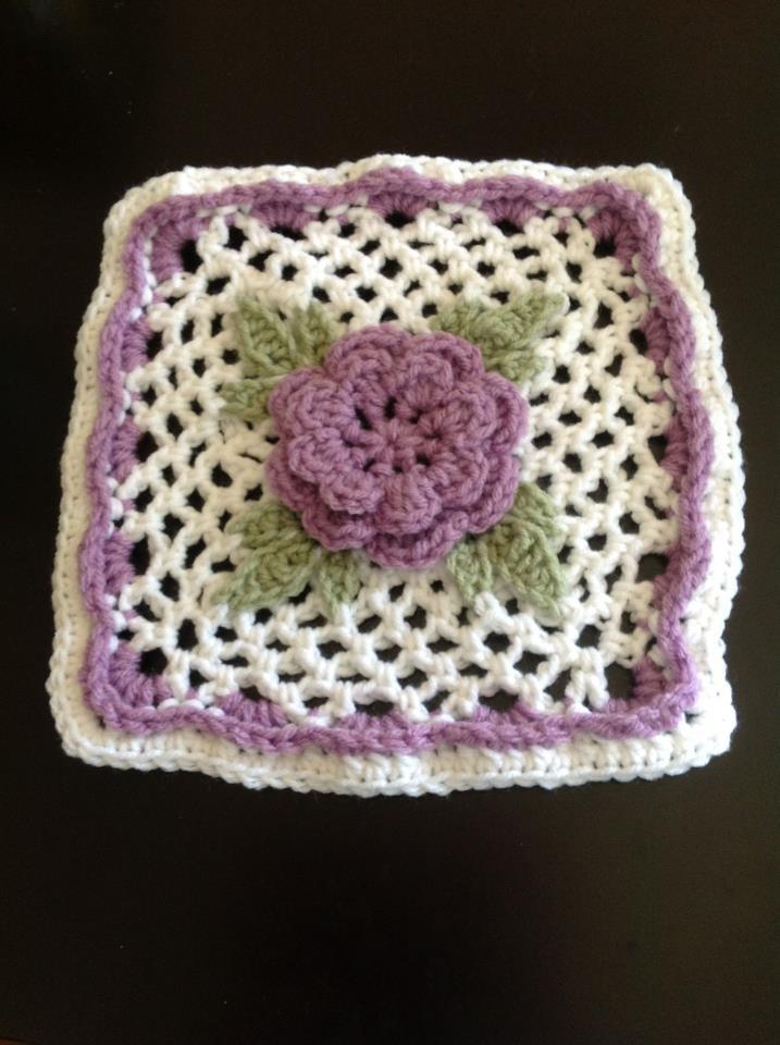 Rose Crochet Afghan Pattern Images Knitting Patterns Free Download