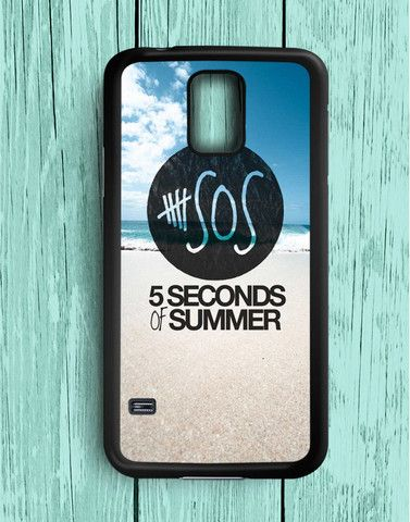 5 Second Of Summer Beach Samsung Galaxy S5 | Samsung S5 Case