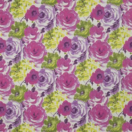 ANDORA (IND) FUCHSIA - CORNUCOPIA - Warwick Fabrics Ltd