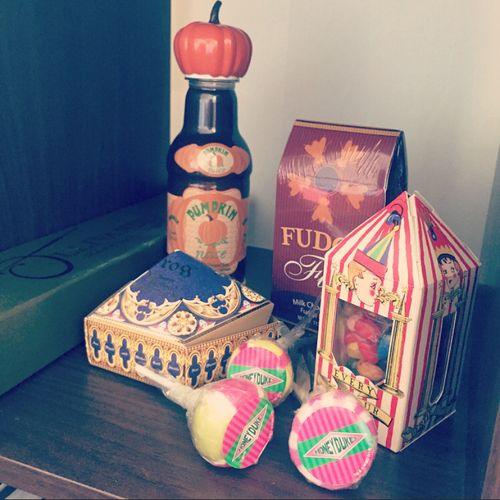 Imagen de candy, harry potter, and honeydukes