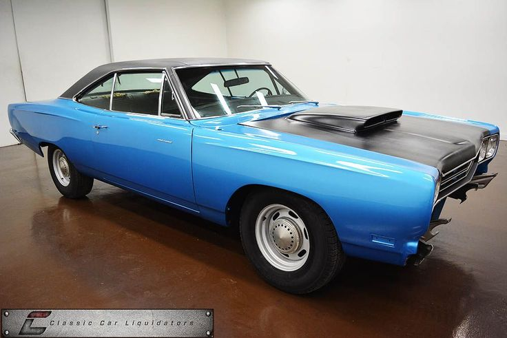1969 Plymouth Road Runner Project