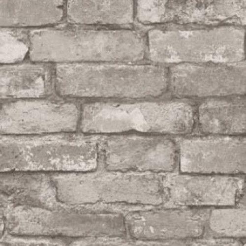 Rustic Brick Silver/Grey