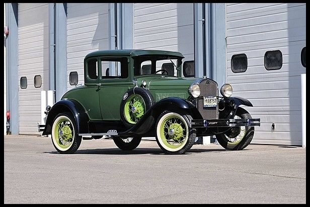 1931 ford model a 5 window coupe 201 ci ford pinterest for 1931 ford model a 5 window coupe
