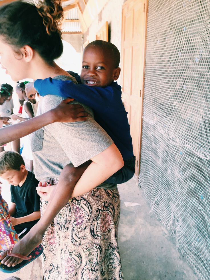 Haiti. Love of my life.