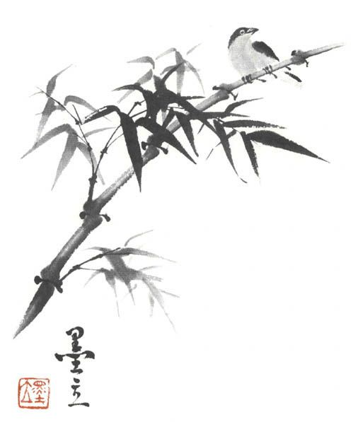 Best images about chinese painting bamboo on pinterest