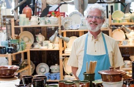 Aven-Hill Pottery   Old Strathcona Farmers' Market