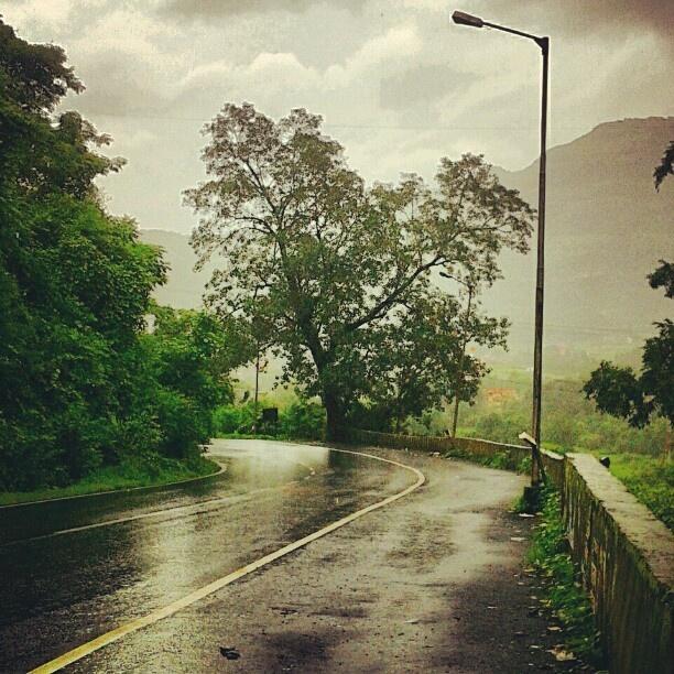 Road to lonavla.. - @siddy05- #webstagram