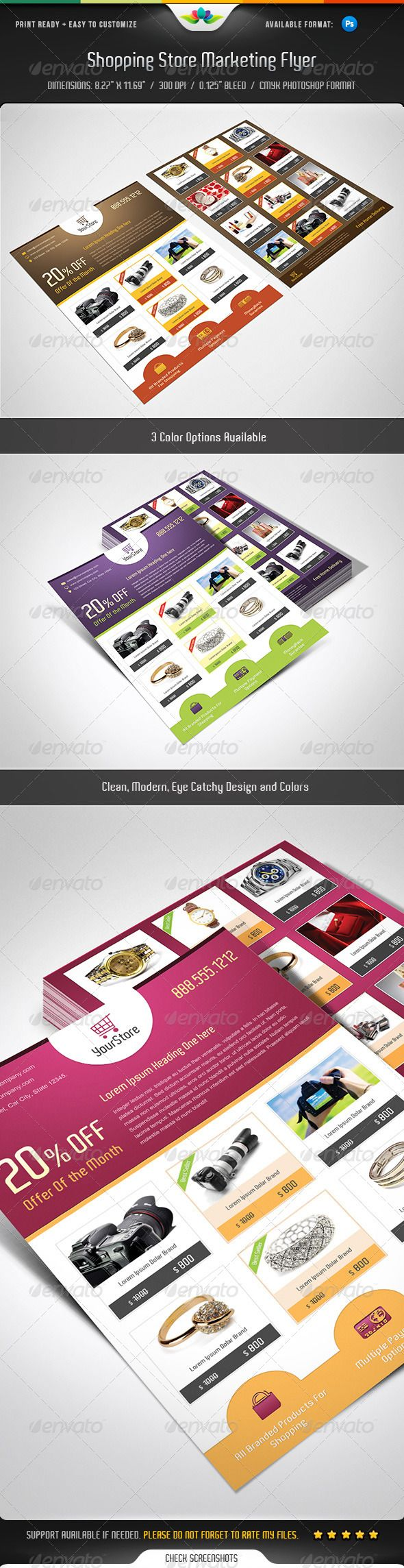 best images about marketing flyer shopping store marketing flyer
