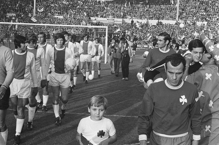 2 Ιουνίου 1971: Ο Παναθηναϊκός στο Ουέμπλεϊ απέναντι στον Άγιαξ