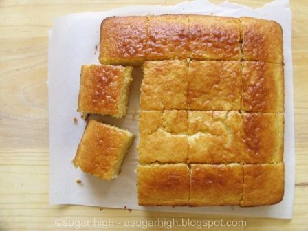 Awesome cornbread recipe! I did mine with gluten free flour by Bob's Red Mill all purpose flour!