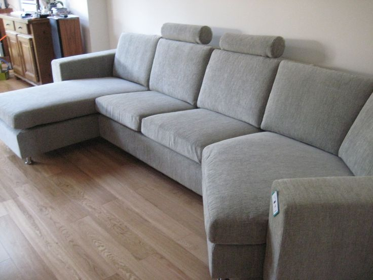 Laburnum Chaise And Sofa With Tze Section