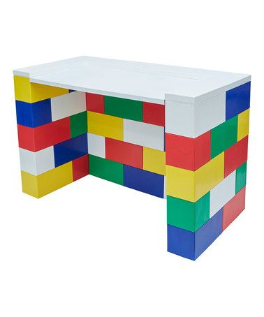 This EverBlock Desk Kit is perfect! #zulilyfinds